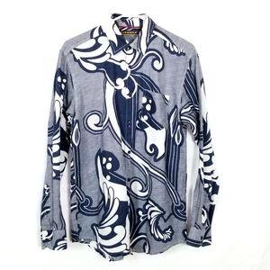 Cubavera Linen Blend Shirt